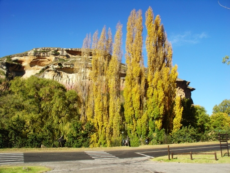 Golden Gate Eastern Free State April