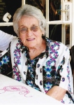 My mom on her 89th birthday February 2012