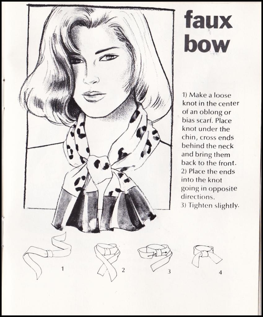 scarf tying 7