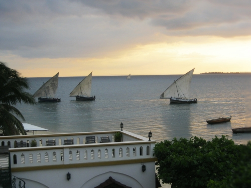 The Dancing Dhows and Dugouts of Dar es Salaam and Zanzibar