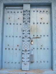 A fisherman's door