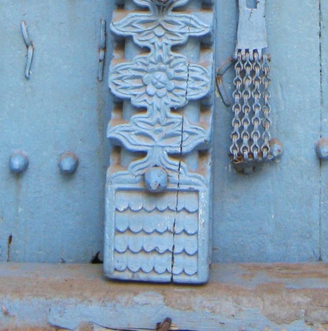 Symbols door