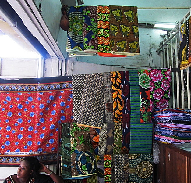 Kitenge shop